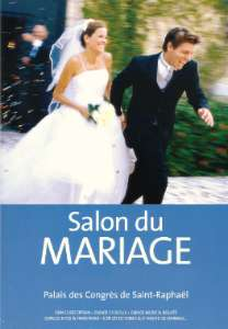 Salon mariage Saint Raphael