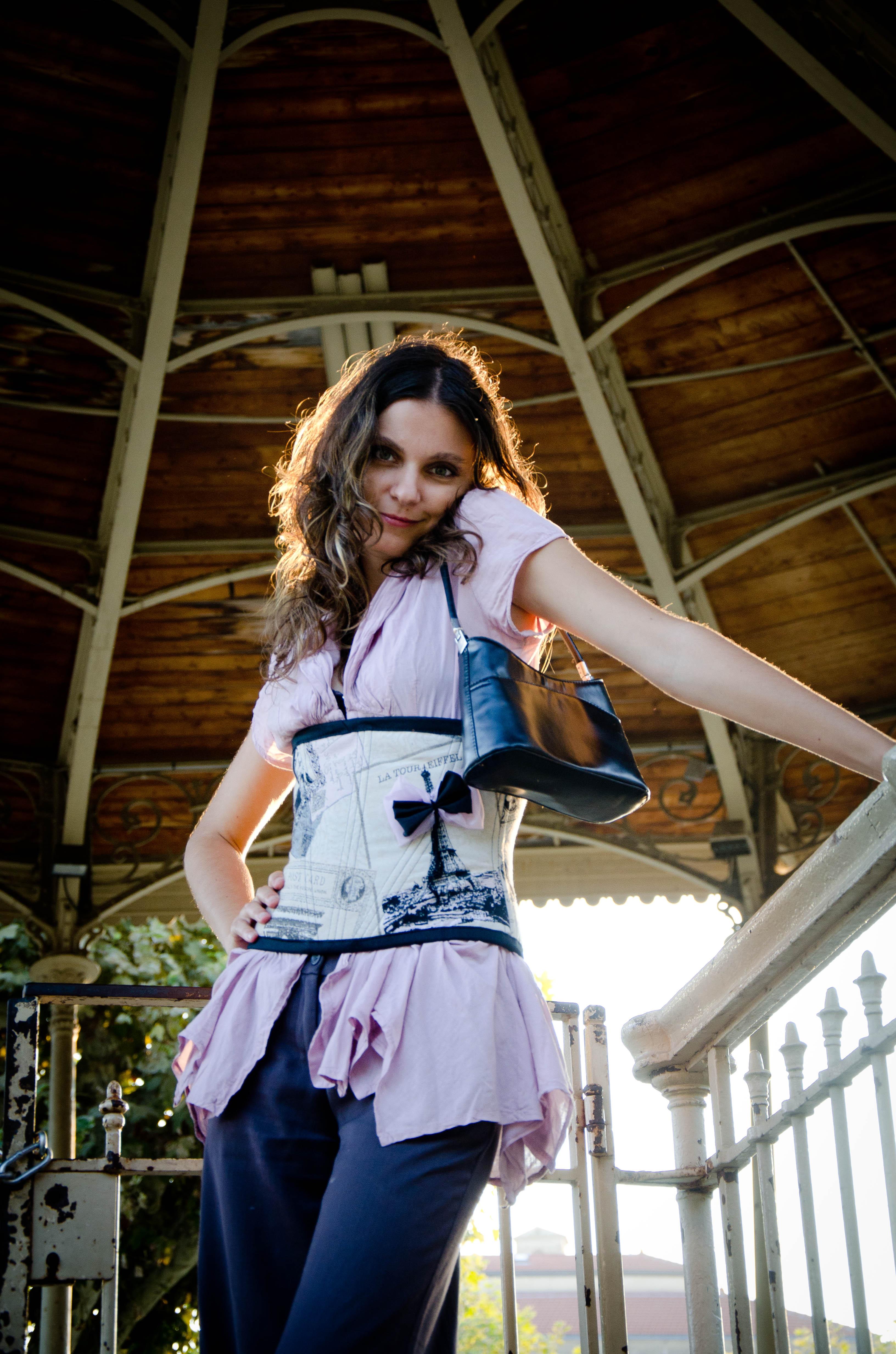 Comment porter un serre taille robes de mari e et - Porter un corset tous les jours ...