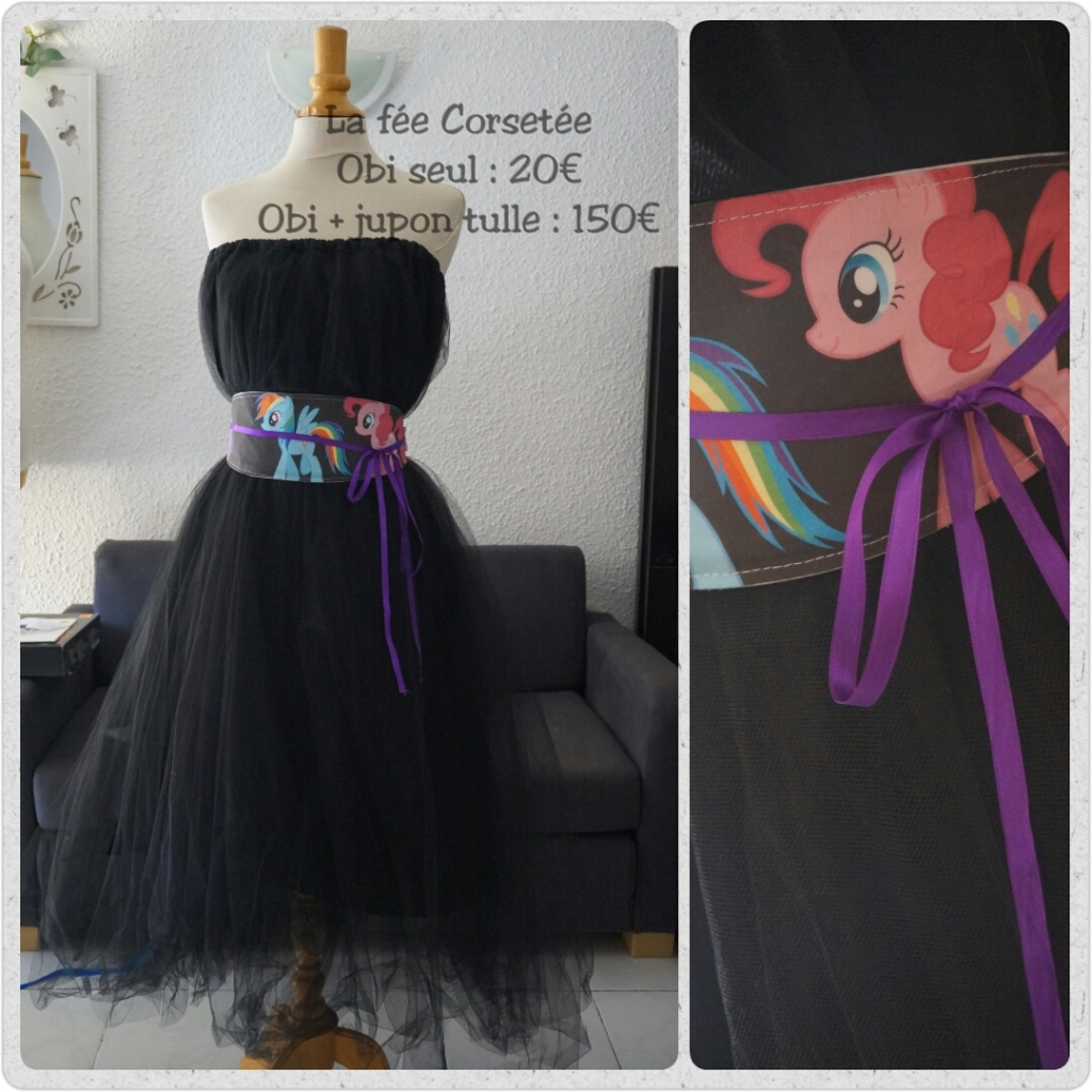 Ensemble Poney