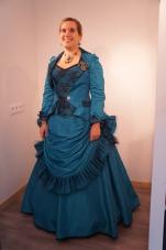 Victorienne et steampunk partouche