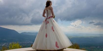 robe et corset