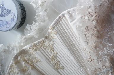 détails robes